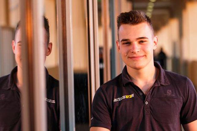 Формула 3: Бекман продолжит карьеру в ART