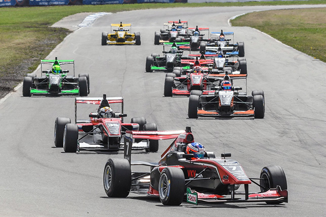 В Новой Зеландии стартует Toyota Racing Series