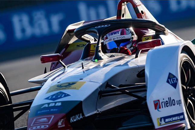 Формула E: Нико Мюллер – самый быстрый на тестах
