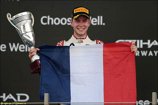 Формула 2: Антуан Юбер подписал контракт с BWT ARDEN