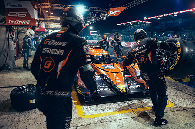 В G-Drive Racing объявили программу на 2019 год