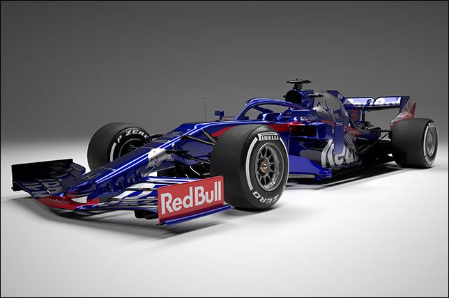 Scuderia Toro Rosso SRT14