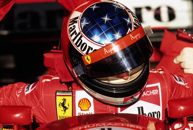 Михаэль Шумахер. Фото Ferrari