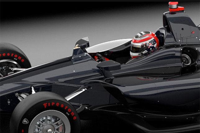 В IndyCar вводится новая система защиты гонщика