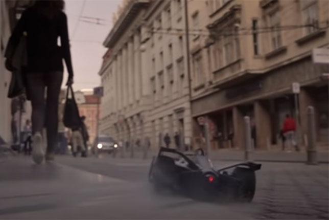 Видео: Формула E – это действительно уличные гонки
