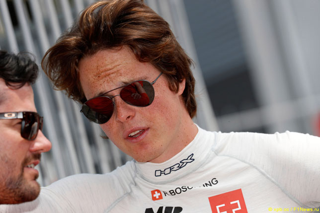 Формула 2: Ральф Бошунг продолжит карьеру в Trident