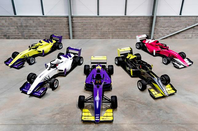 В субботу стартует финальный этап отбора в Формулу W