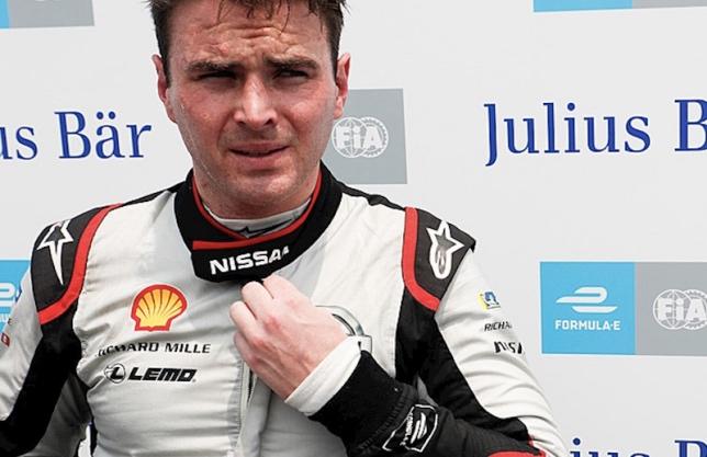 Оливер Роулэнд, победитель квалификации в Китае, фото пресс-службы Формулы E