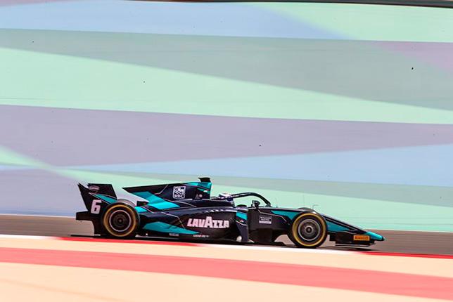 Ф2: Николас Латифи выиграл первую гонку сезона
