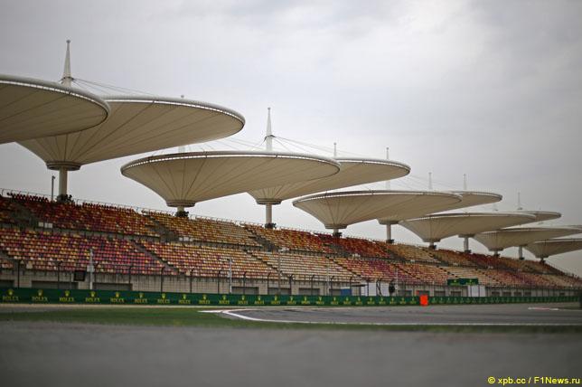 中国大奖赛:初步预测