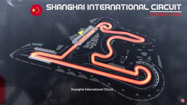 Трасса в Шанхае