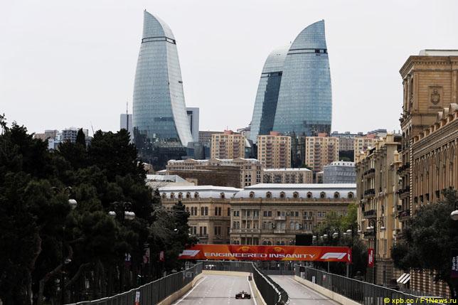 阿塞拜疆大奖赛:初步预测