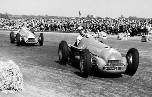 Гран При Великобритании 1950 года