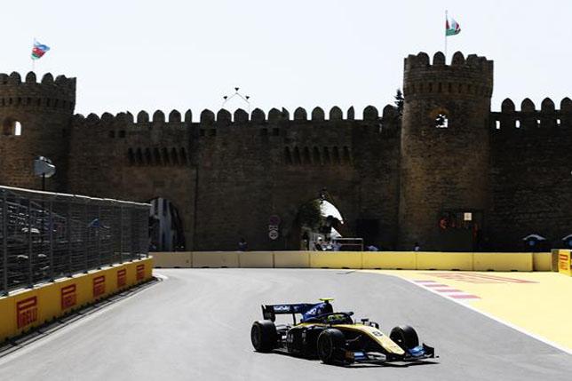 В Баку отложили квалификацию Формулы 2