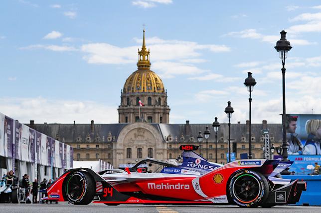 公式E:Verlyayn赢取了杆在巴黎