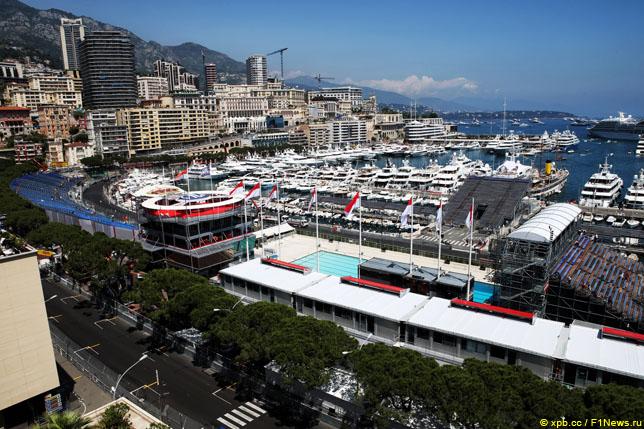 Гран При Монако: Предварительный прогноз погоды