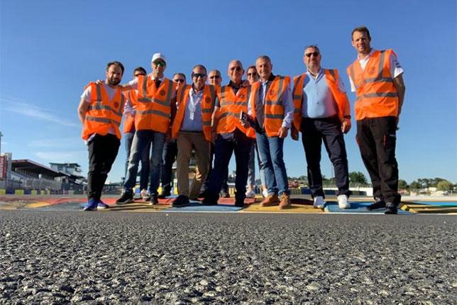 WEC: В Ле-Мане прошла инспекция трассы