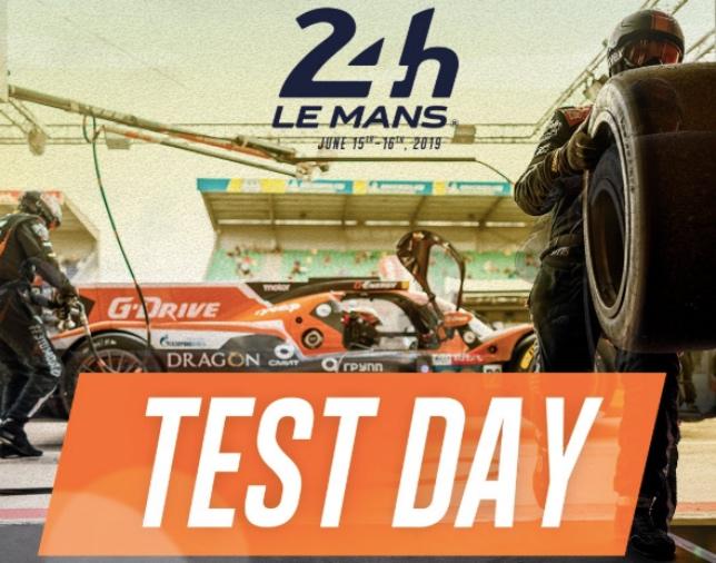 WEC: В Ле-Мане стартовал день тестов