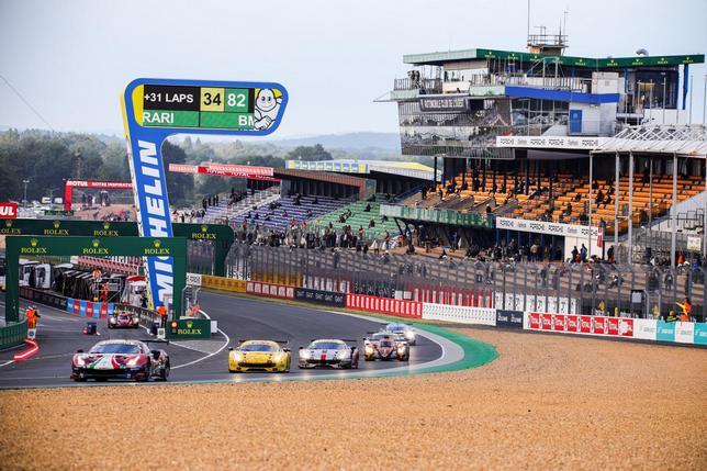 Ле-Ман: Проблемы у Rebellion и G-Drive Racing