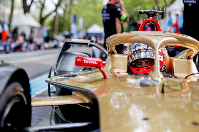 Формула E: Вернь завоевал поул в Берне
