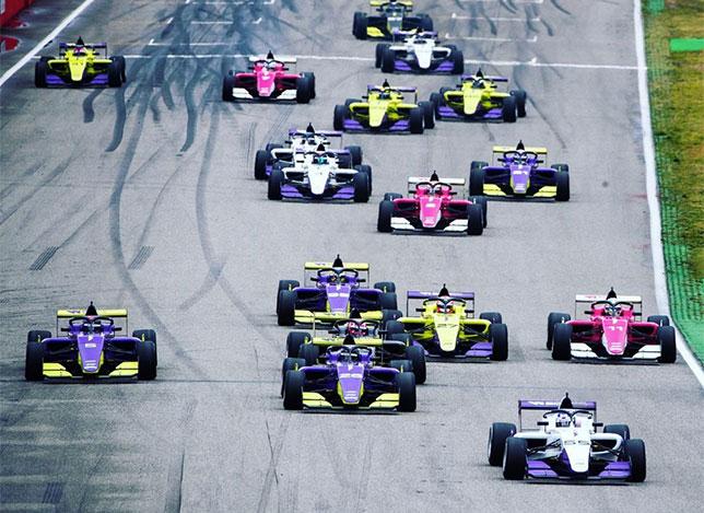 138072 - W Series: В Ассене пройдёт дополнительная гонка