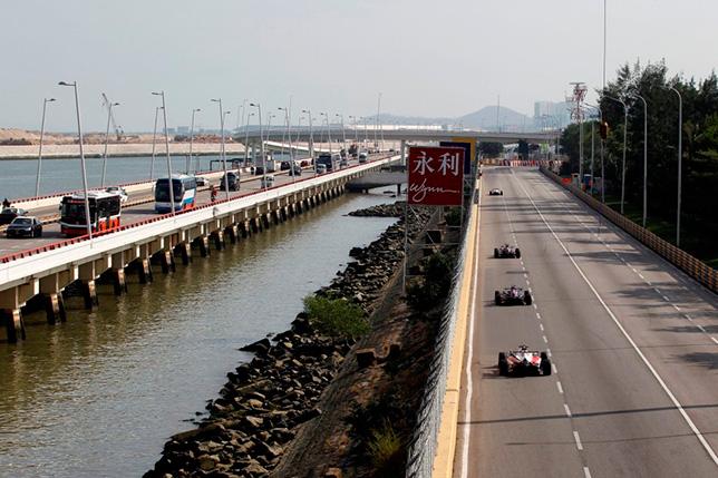 Ф3: В Макао будут использоваться машины нынешней серии