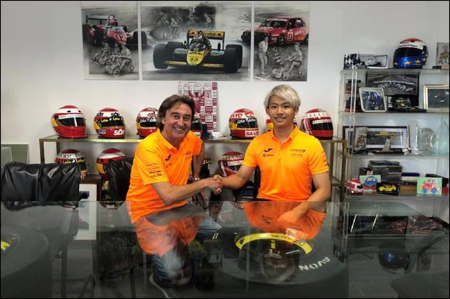 Формула 2: Марино Сато заменит Маини в Campos