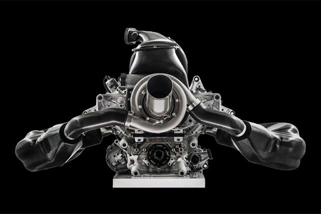 Силовая установка Renault