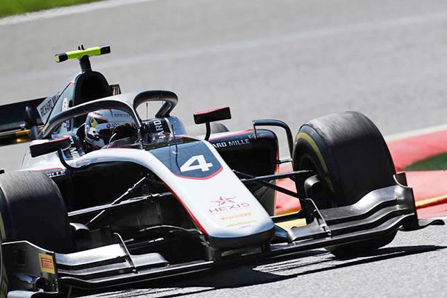 Формула 2: Ник де Вриз завоевал поул в Бельгии