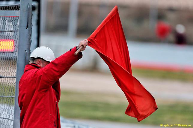 Ф2: Субботняя гонка отменена после чудовищной аварии