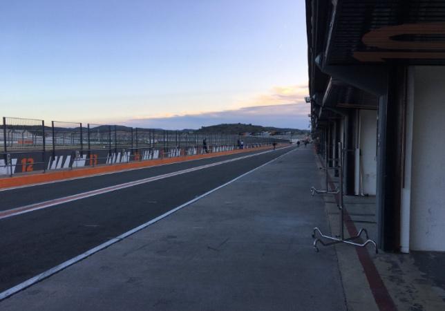 Автодром имени Рикардо Тормо в Валенсии