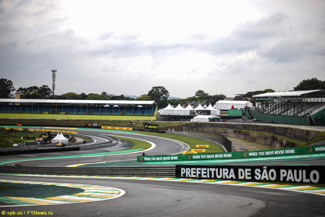 Панорама Интерлагоса
