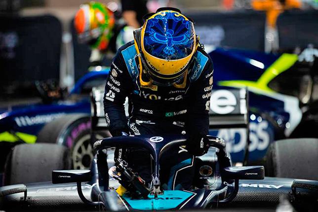 Ф2: Камара выиграл субботнюю гонку в Абу-Даби