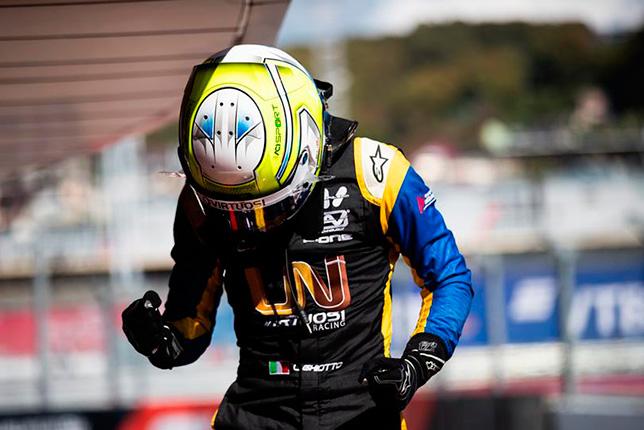 141454 - Лука Гиотто завершил выступления в Формуле 2 победой