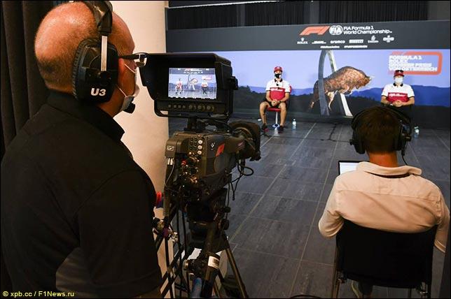 Гран При Австрии: Пресс-конференция в четверг