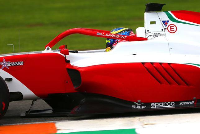 Логан Сарджент – новый гонщик Prema в Формуле 3