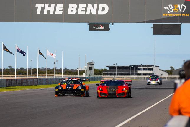 Главная прямая The Bend Motorsport Park, фото пресс-службы автодрома