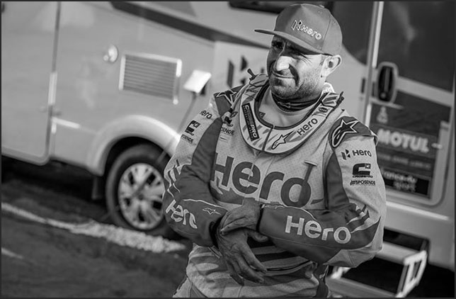 На дистанции Дакара погиб португальский мотогонщик