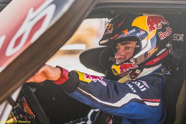 Карлос Сайнс (фото из Instagram гонщика)