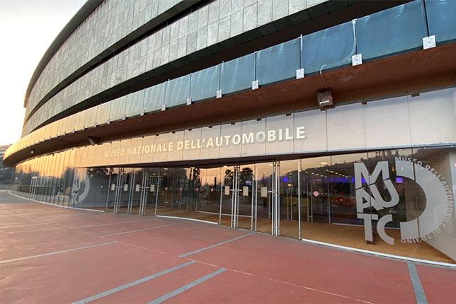 Национальный автомобильный музей в Турине