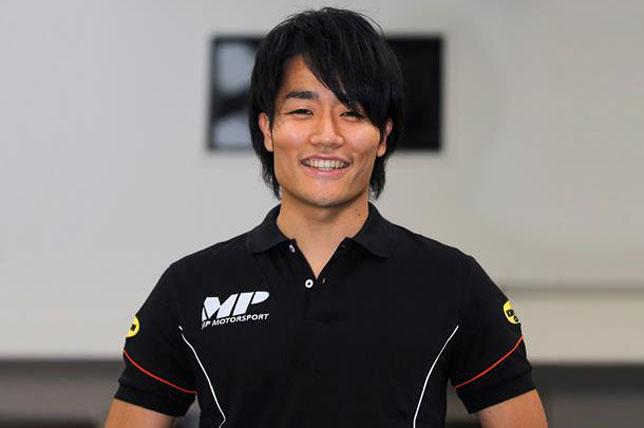 Формула 2: Мацусита выступит за MP Motorsport