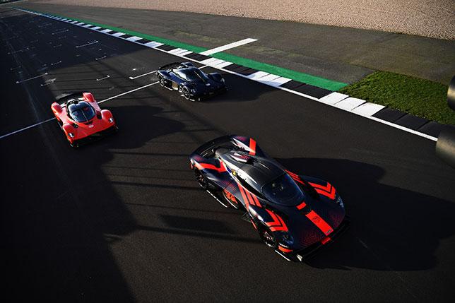 Возвращение Aston Martin в Ле-Ман откладывается