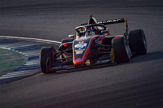 F3 Asian: Дуэн упустил титул, но одержал ещё одну победу