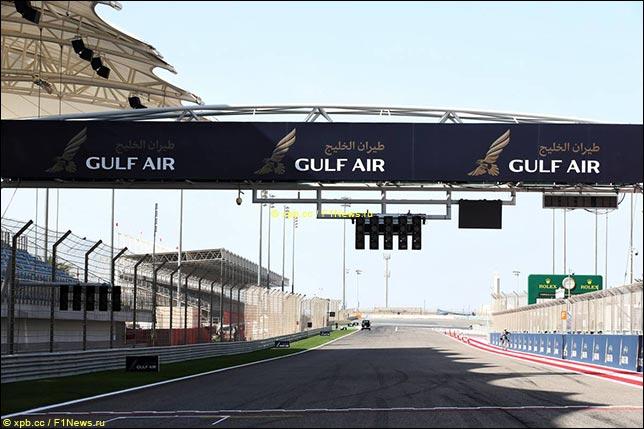 Команды Формулы 2 и Формулы 3 пропустили в Бахрейн