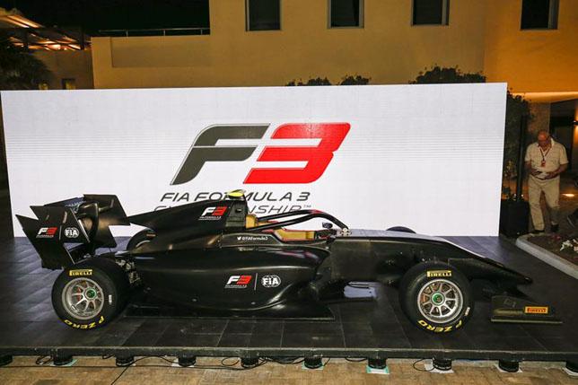 Определились все участники сезона Формулы 3