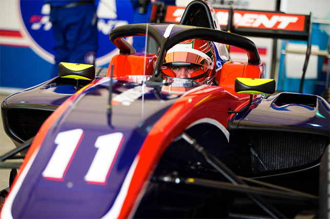 Ф3: ДеФранческо быстрее всех на тестах в Бахрейне