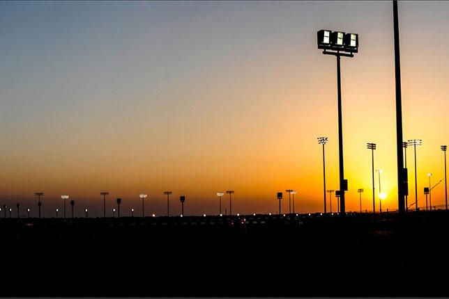 Трасса в Катаре