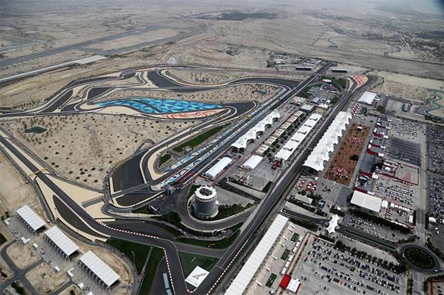 Этапы Ф2 и Ф3 в Бахрейне отложены