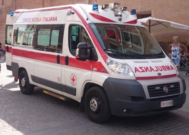 Карета скорой помощи на базе микроавтобуса Fiat Ducato