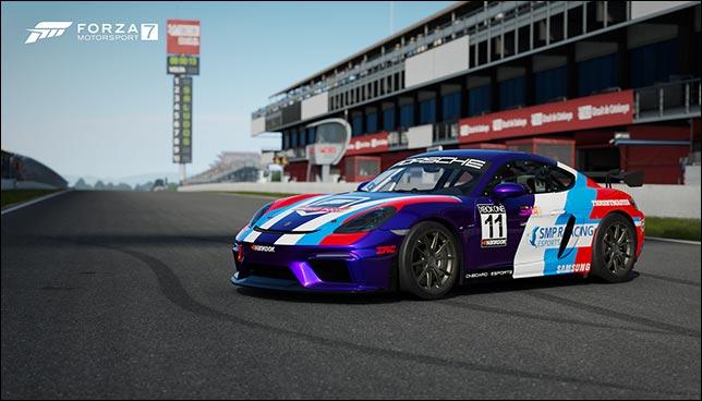 144150 - Кибергонка Forza Motorsport 2020 пройдёт 5 мая